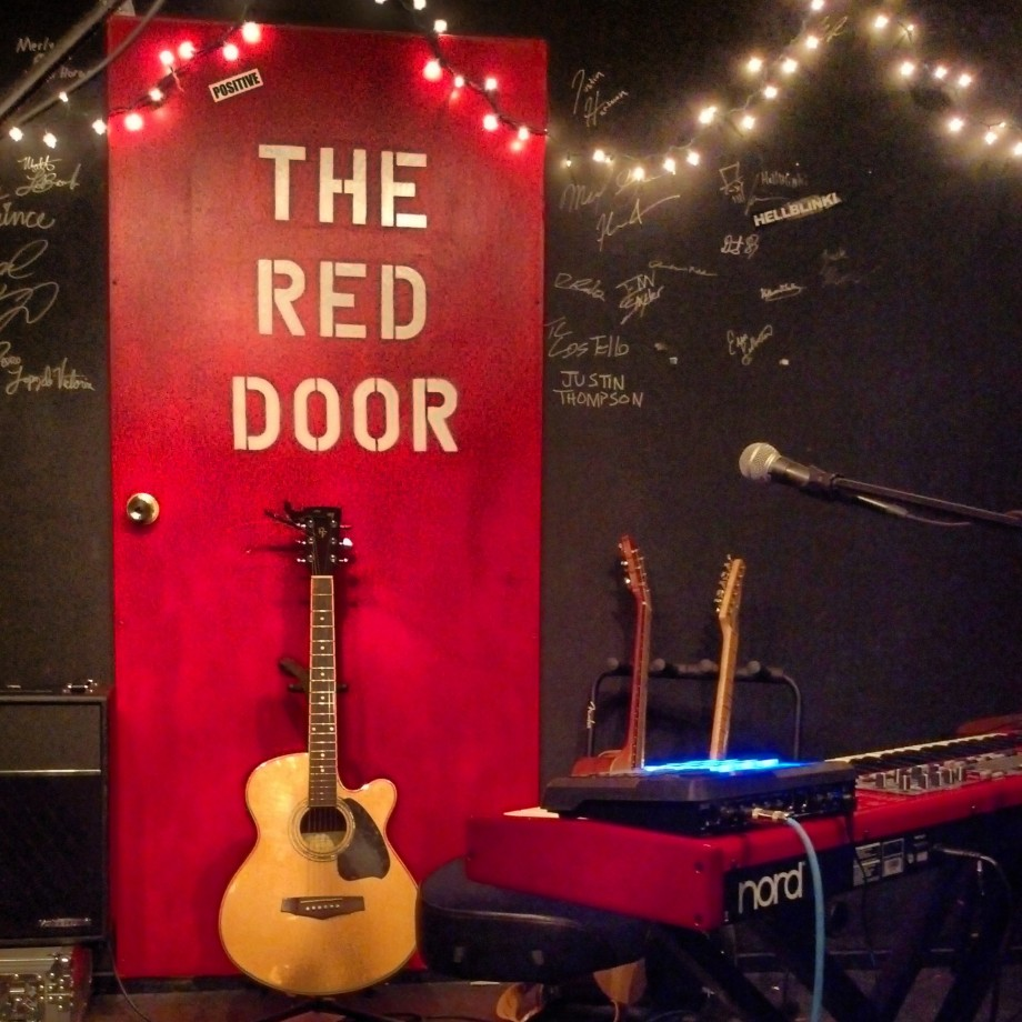 Red Door Tavern photo by band photographer arhallphoto